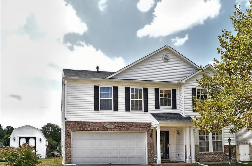 GREAT HOME IN DANVILLE INDIANA!!!!